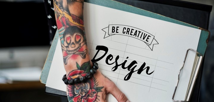 web design and creativity