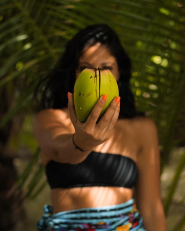 Coconut Oil for Healthy Teeth