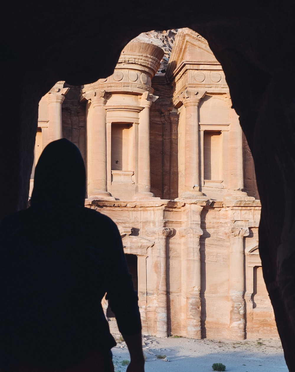 Petra, la rosa de Jordania